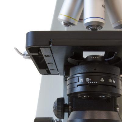 Microscópio Biológico Binocular IOS LM3200BLI